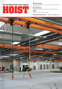 Check out the April 2012 edition of Hoist